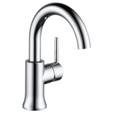 Delta bathroom sink faucet Delta Trinsic: Single Handle High-Arc Lavatory Faucet