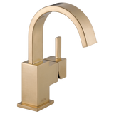 Delta bathroom sink faucet Delta Vero: Single Handle Lavatory Faucet
