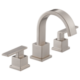Delta bathroom sink faucet Delta Vero: Two Handle Widespread Lavatory Faucet