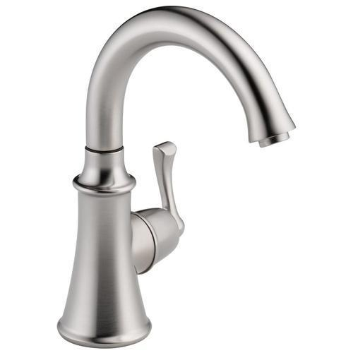 Delta kitchen faucet Arctic Stainless Delta: Beverage Faucet - Traditional