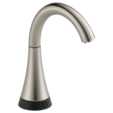 Delta kitchen faucet Delta: Transitional Beverage Faucet with Touch2O Technology