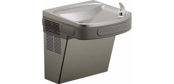 Elkay Coolers and Fountains Light Gray Granite Elkay Cooler Wall Mount ADA Filtered 8 GPH Light Gray Granite