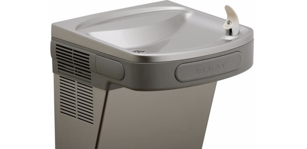 Elkay Coolers and Fountains Light Gray Granite Elkay Cooler Wall Mount ADA Non-Filtered, 4 GPH Light Gray Granite