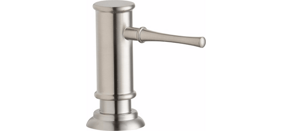 Elkay Items Lustrous Steel Elkay Soap / Lotion Dispenser, Lustrous Steel (LS)