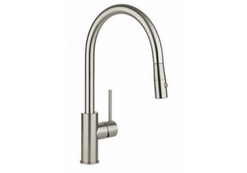 Elkay kitchen faucet Brushed Nickel Harmony Pull-Down Kitchen Faucet
