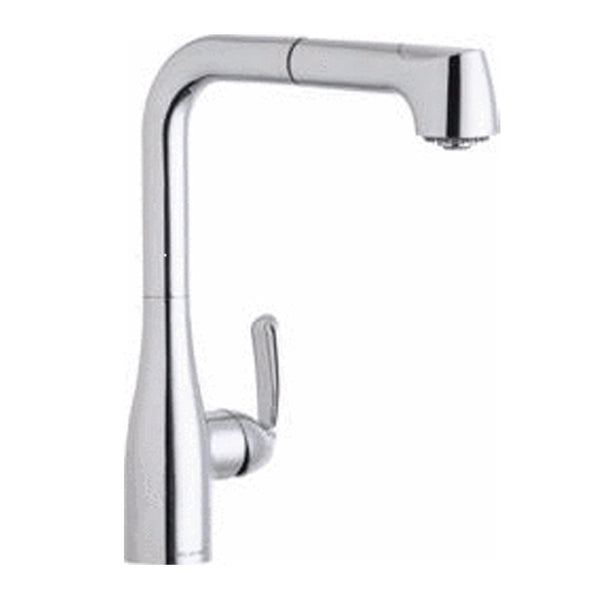 Elkay kitchen faucet Chrome Gourmet Pull-Out Kitchen Faucet
