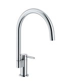 "Franke bar/prep faucet Polished Chrome Franke ""Manhattan"" Prep Faucet"