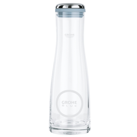 Grohe Accessories GROHE Blue Glass carafe