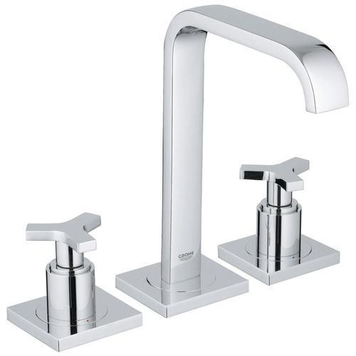 "Grohe Bathroom Sink Faucet Grohe ""Allure"" 8'' Widespread Bathroom Sink Faucet"