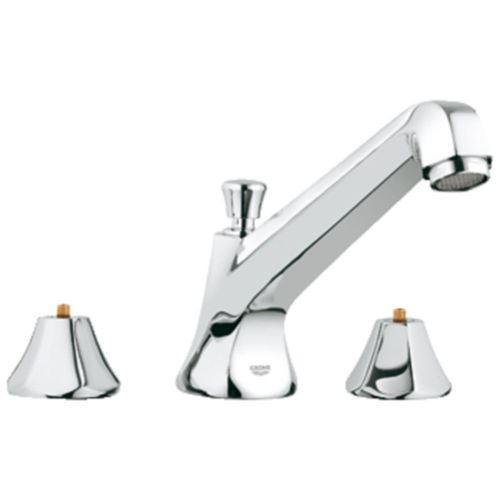 "Grohe Tub Faucet StarLight Chrome Grohe ""Somerset"" Tub Faucet Trim Kit"