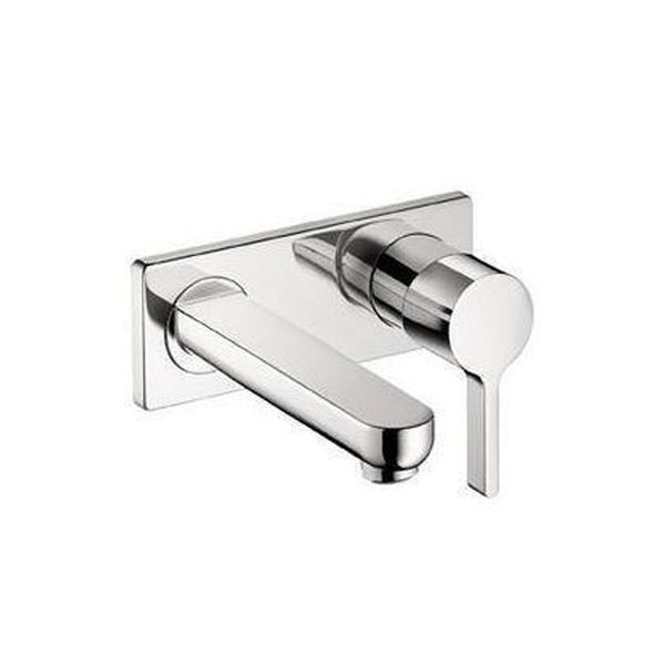 "Hansgrohe Bathroom Sink Faucet Chrome Hansgrohe  ""Metris S"" Bathroom Sink Faucet Trim Kit"