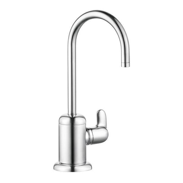 "Hansgrohe Faucet Chrome Hansgrohe ""Allegro E"" Beverage Faucet"