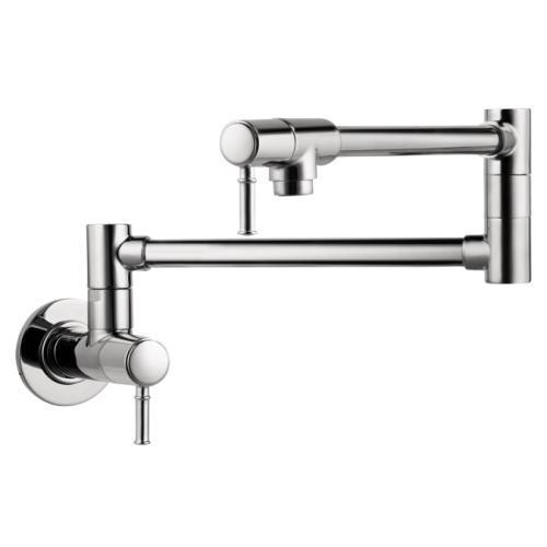 "Hansgrohe Kitchen Faucet Chrome Hansgrohe ""Talis C"" Pot Filler Kitchen Faucet"