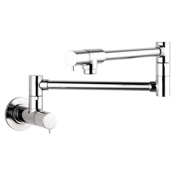 "Hansgrohe Kitchen Faucet Chrome Hansgrohe ""Talis S"" Pot Filler Kitchen Faucet"