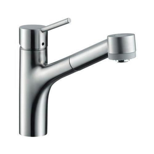 "Hansgrohe Kitchen Faucet Hansgrohe ""Talis S"" Pull-Out Spray Kitchen Faucet"