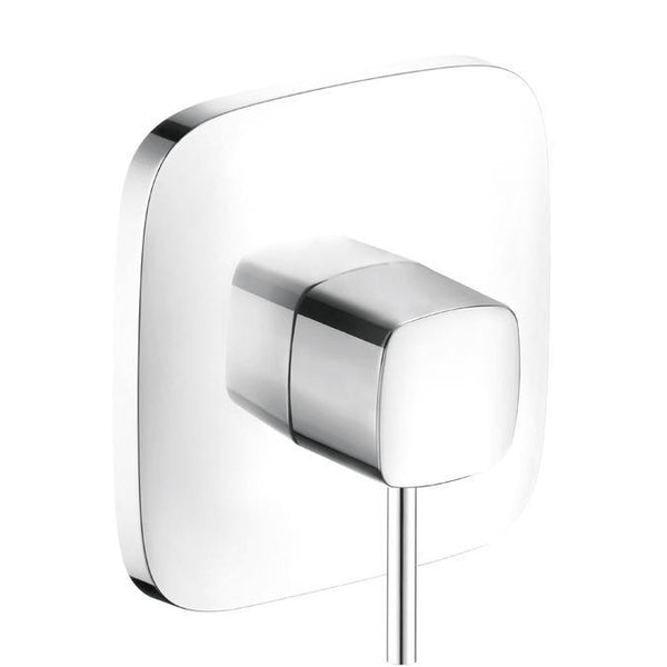 "Hansgrohe Non-Thermostatic Valve Trim Chrome Hansgrohe ""PuraVida"" Non-Thermostatic  Pressure Balance Valve Trim"