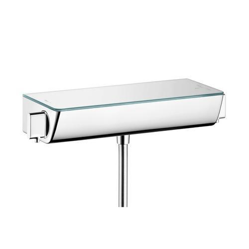 "Hansgrohe Thermostatic Chrome Hansgrohe ""Ecostat"" Thermostatic Valve Trim"