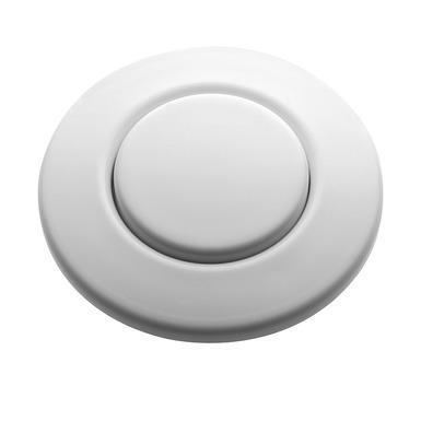 In-Sink-Erator Kitchen Accessory White In-Sink-Erator SinkTop Switch Button Miscellaneous Kitchen Accessory