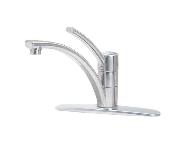 "Pfister kitchen faucet Stainless Steel Pfister ""Parisa"" Single Handle Kitchen Faucet"