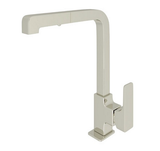 "rohl kitchen faucet Polished Nickel ROHL ""MODERN"" PULL-OUT SIDE LEVER KITCHEN FAUCET"