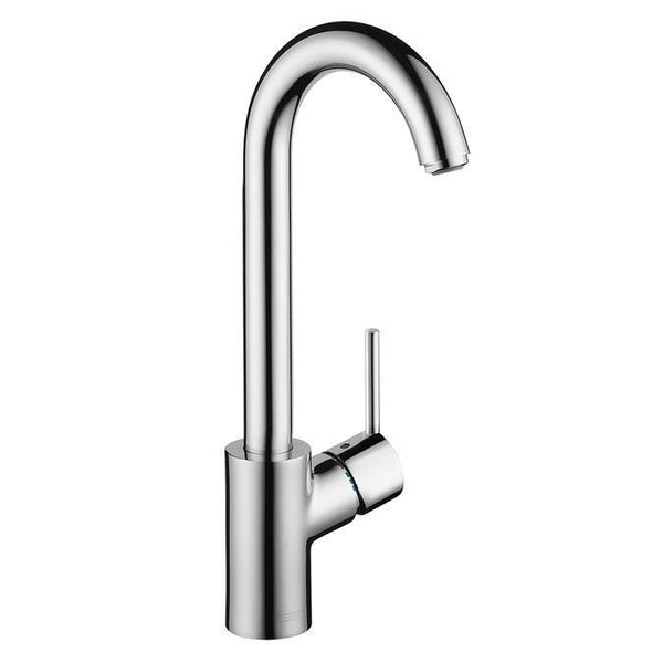 "tapandfaucet.com Chrome Hansgrohe ""Talis S"" Single Hole Bar Faucet"