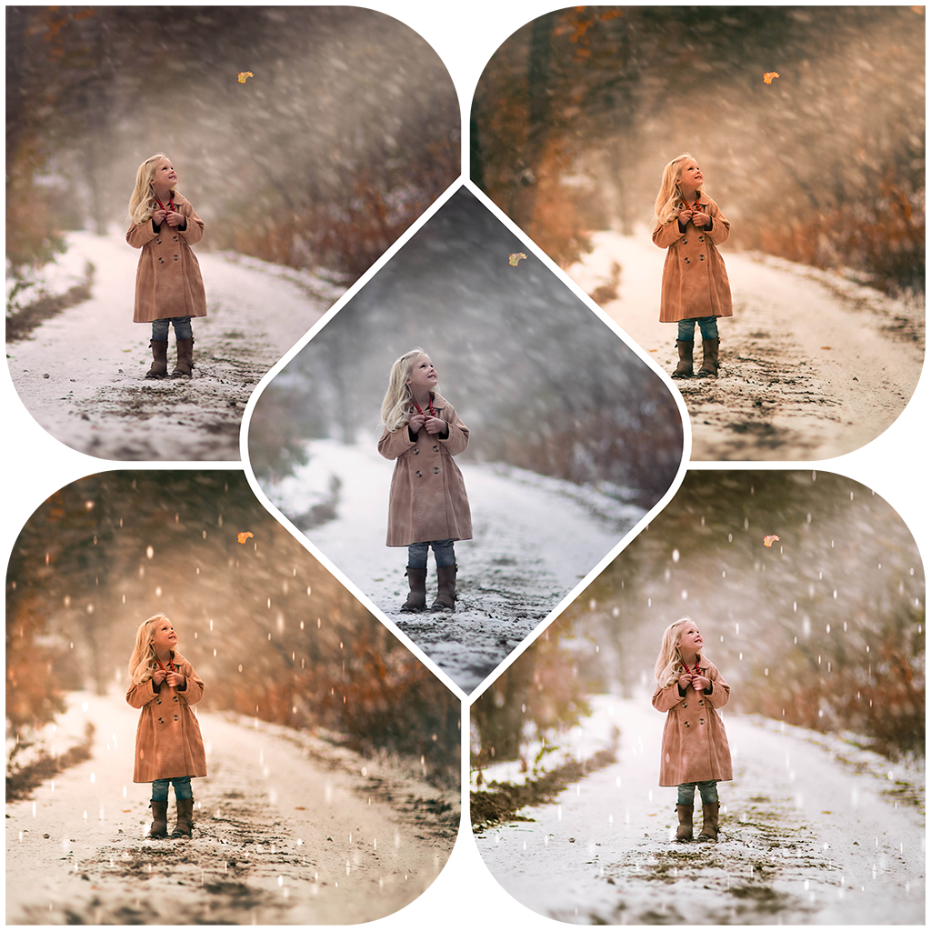 Jake Olson's Cozy Winter Preset Collection