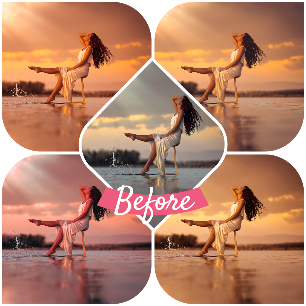Jake Olson's Summer Collection Presets