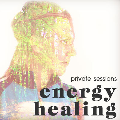 Private Energy-Healing Session