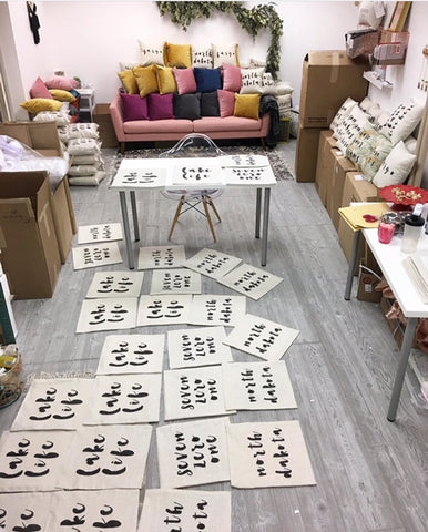 wholesale throw pillows by 521handmade