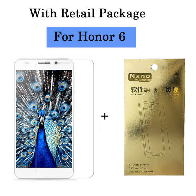 Screen Protector for Huawei Honor 6,Case - iGadgetfied