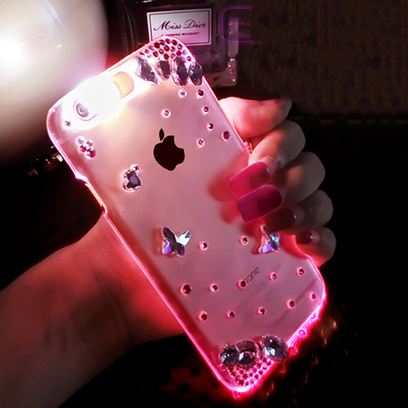 LED Flashing Case For Iphone 6 / 6s / Plus,Case - iGadgetfied