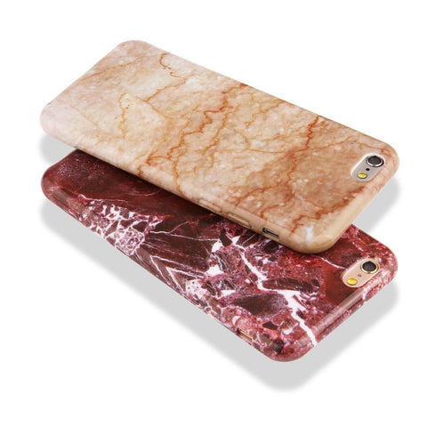 Marble Stone Cover For iPhone Models,Case - iGadgetfied