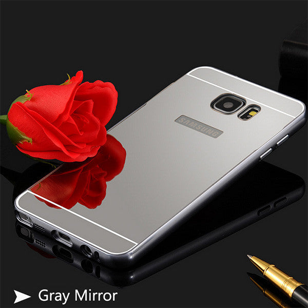 Metal Frame Case For Samsung Galaxy S7 / S7,Case - iGadgetfied