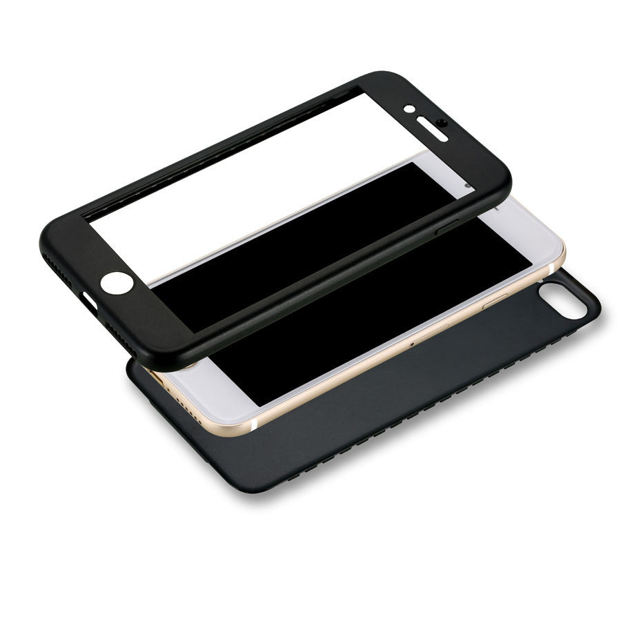 Black Cover For iPhone 7 6 6s Plus,Case - iGadgetfied