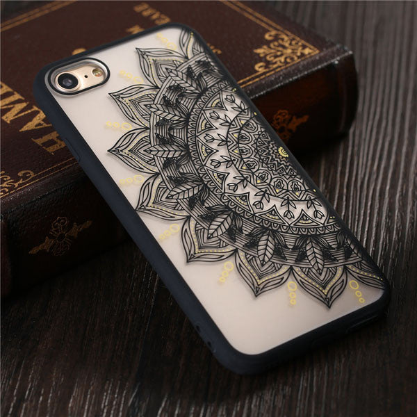 Unique Mandala Cases For iPhone Models,Case - iGadgetfied