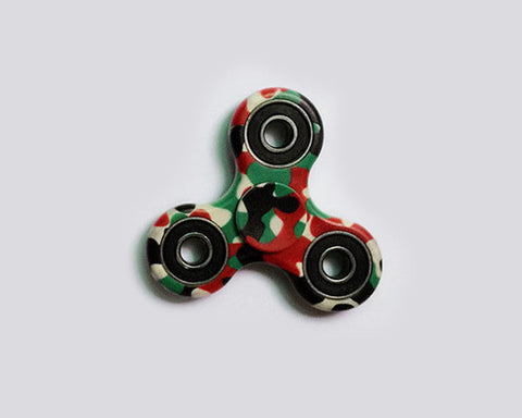 Decal Fidget Spinners