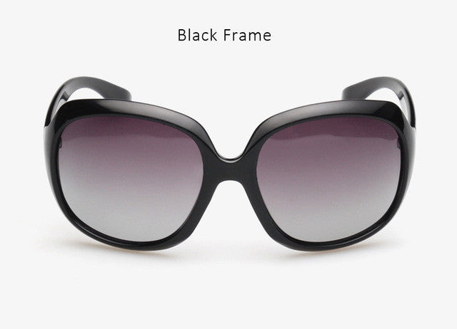 Ladies Luxury Polarized Sunglasses
