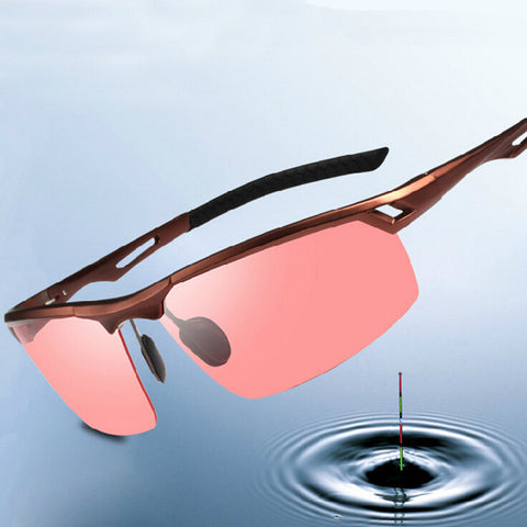Men HD Polarized Sunglasses