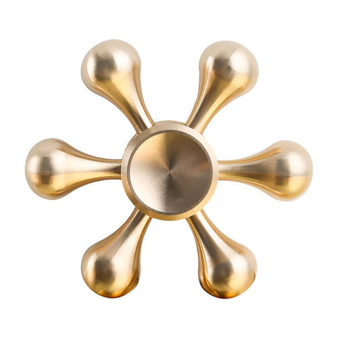 Droplet Silver Spinner