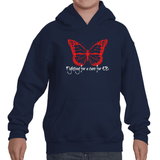 Fighting for a Cure for EB Epidermolysis Bullosa Kids' Youth Hoodie Sweatshirt - Choose Color - Sunshine and Spoons Shop