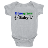 Bluegrass Baby Onesie Bodysuit - Choose Color - Sunshine and Spoons Shop