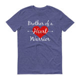 Brother of a Heart Warrior CHD Heart Defect Unisex Shirt - Choose Color - Sunshine and Spoons Shop