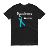 Dysautonomia Warrior POTS Awareness Unisex Shirt - Choose Color - Sunshine and Spoons Shop