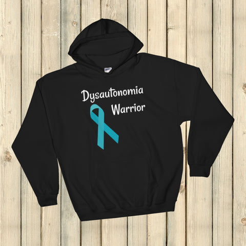 POTS Warrior Awareness Hoodie Sweatshirt - Choose Color