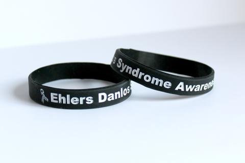 Ehlers Danlos Syndrome EDS Awareness Bracelets-FREE SHIPPING to US and Canada - Sunshine and Spoons Shop