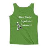 Ehlers Danlos Syndrome EDS Awareness Women's Tank Top - Choose Color