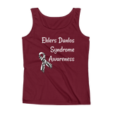 Ehlers Danlos Syndrome EDS Awareness Women's Tank Top - Choose Color - Sunshine and Spoons Shop