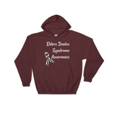 Ehlers Danlos Syndrome EDS Awareness Hoodie Sweatshirt - Choose Color - Sunshine and Spoons Shop