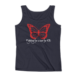 Fighting for a Cure for EB Epidermolysis Bullosa Women's Tank Top - Choose Color - Sunshine and Spoons Shop
