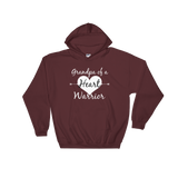 Grandpa of a Heart Warrior CHD Heart Defect Hoodie Sweatshirt - Choose Color - Sunshine and Spoons Shop